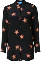 MiH Jeans star print shirt