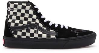 Vans Comfycush SK8-Hi Mixed Media Sneaker