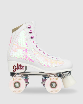 Crazy Skates Disco Glitz