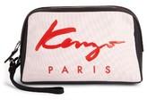 Kenzo Logo Cosmetics Case