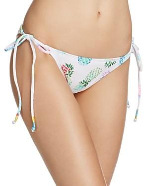 PQ Swim PilyQ Pina Colada Embellished Bikini Bottom