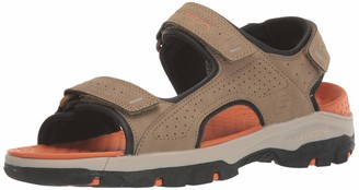 Skechers Men's Tresmen-Garo Open Toe Water Sandal Fisherman