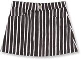 Marimekko Kvitteni Striped Cotton Skirt