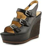 Nine West Wixsono Women US 6.5 Wedge Sandal