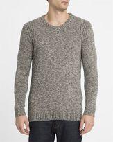 Minimum Beige Athan Round-Neck Sweater