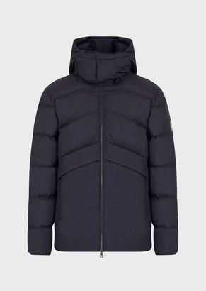 Ea7 Puffer Jacket