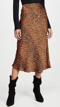 re:named apparel re:named Slip Midi Skirt