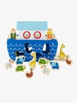 Vertbaudet Wooden Noah's Ark Toy