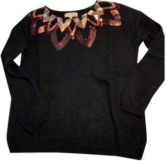Sézane Sezane Fall Winter 2018 Black Wool Knitwear