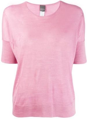 Lorena Antoniazzi star pattern T-shirt