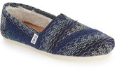 Toms 'Classic Knit' Slip-On (Women)