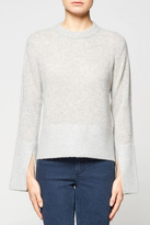 Brochu Walker Cashmere Ivy Crew Sweater