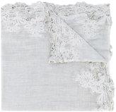 Faliero Sarti embroidered scarf - men - Cotton - One Size