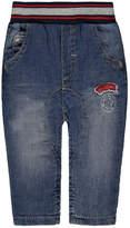 Kanz Stretch Patch Jeans
