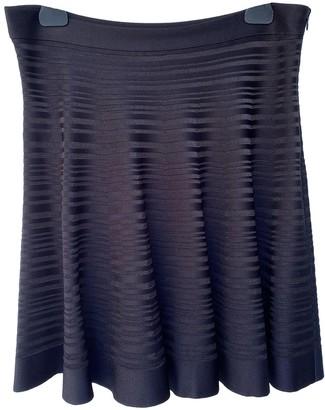 Christian Dior Black Skirt for Women