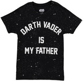 Little Eleven Paris Famvad Darth Vader Is My Father Oversize T-Shirt