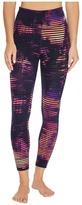 New Balance Premium Performance 3/4 Crop Print Women's Workout
