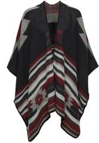 Only Olea Weaved Poncho