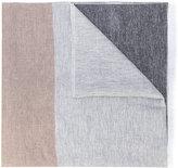 Fabiana Filippi fringed edge scarf - women - Silk/Linen/Flax/Polyamide/Wool - One Size