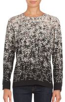Vince Camuto Shadow Text Top