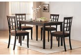 Acme Cardiff Espresso Finish Side Chair (Set of 2)