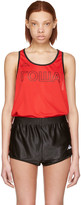 Gosha Rubchinskiy Red Kappa Edition Tank Top