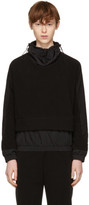 Cottweiler Black Trek Fleece Turtleneck