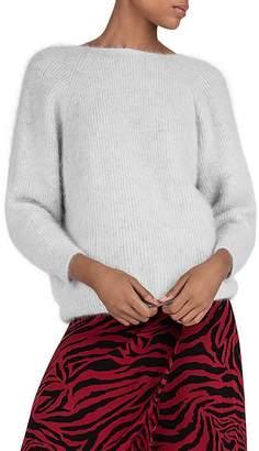 BA&SH Barmy Twist-Back Sweater