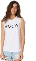 RVCA Big Ii Muscle White