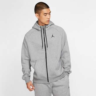 Nike Men's Air Jordan Wings Heavy Fleece Full-Zip Jacket