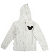 Monrow Kids Mickey Zip Up