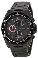 Michael Kors MK8340 Lansing Grey Dial Ion Plated Chronograph Men