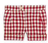 Gucci Baby check wool short