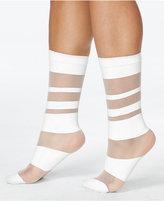 Kate Spade Women's Illusion Stripe Trouser Socks