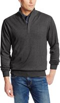Cutter & Buck Men's Broadview Half Zip Sweater