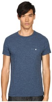 Todd Snyder Weathered Button Crew Tee Men's T Shirt