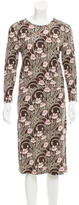 Tory Burch Floral Printed Dress w/ Tags