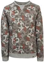 Riley Print Sweater