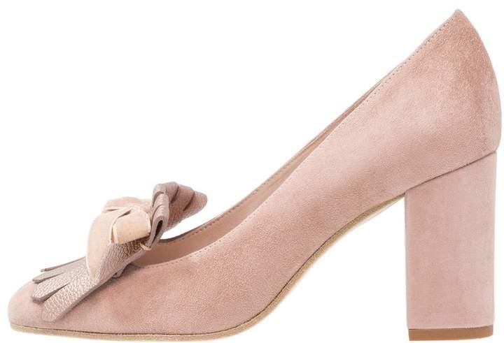 Kennel + Schmenger KAREN Classic heels rosette/rose gold