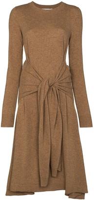 J.W.Anderson Knot Detail Jumper Dress