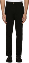 Song For The Mute Black Wool Tailored Trousers