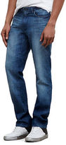 Kenneth Cole Distressed Stretch Jean