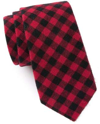 Original Penguin Freeman Check Tie