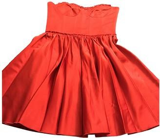 VIVETTA Red Polyester Dresses