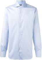Barba classic shirt - men - Cotton - 39