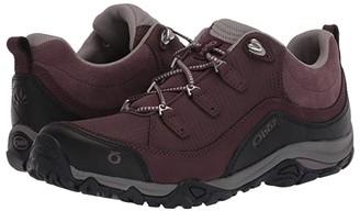 Oboz Juniper Low (Plum) Women's Shoes
