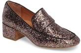 Gentle Souls Women's Eliott Block Heel Loafer
