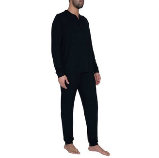 Eberjey Henry Men's PJ Set Black S