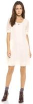 Madewell Seneca Shirred Dress