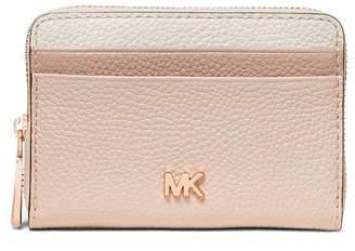 MICHAEL Michael Kors Money Pieces Color-Block Coin Purse & Card Case